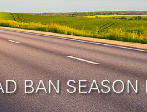 Road Ban